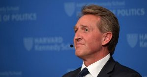 Fmr Sen. Jeff Flake - What's Next for the NeverTrumpers?