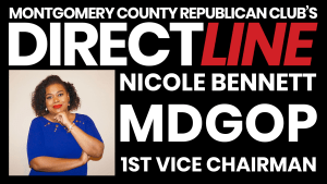 NICOLE BENNETT, CANDIDATE FOR MDGOP 1ST VICE CHAIRMAN