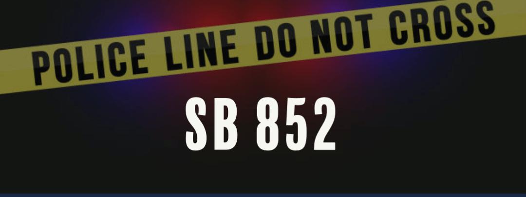 SB-852 bill in Maryland State Senate