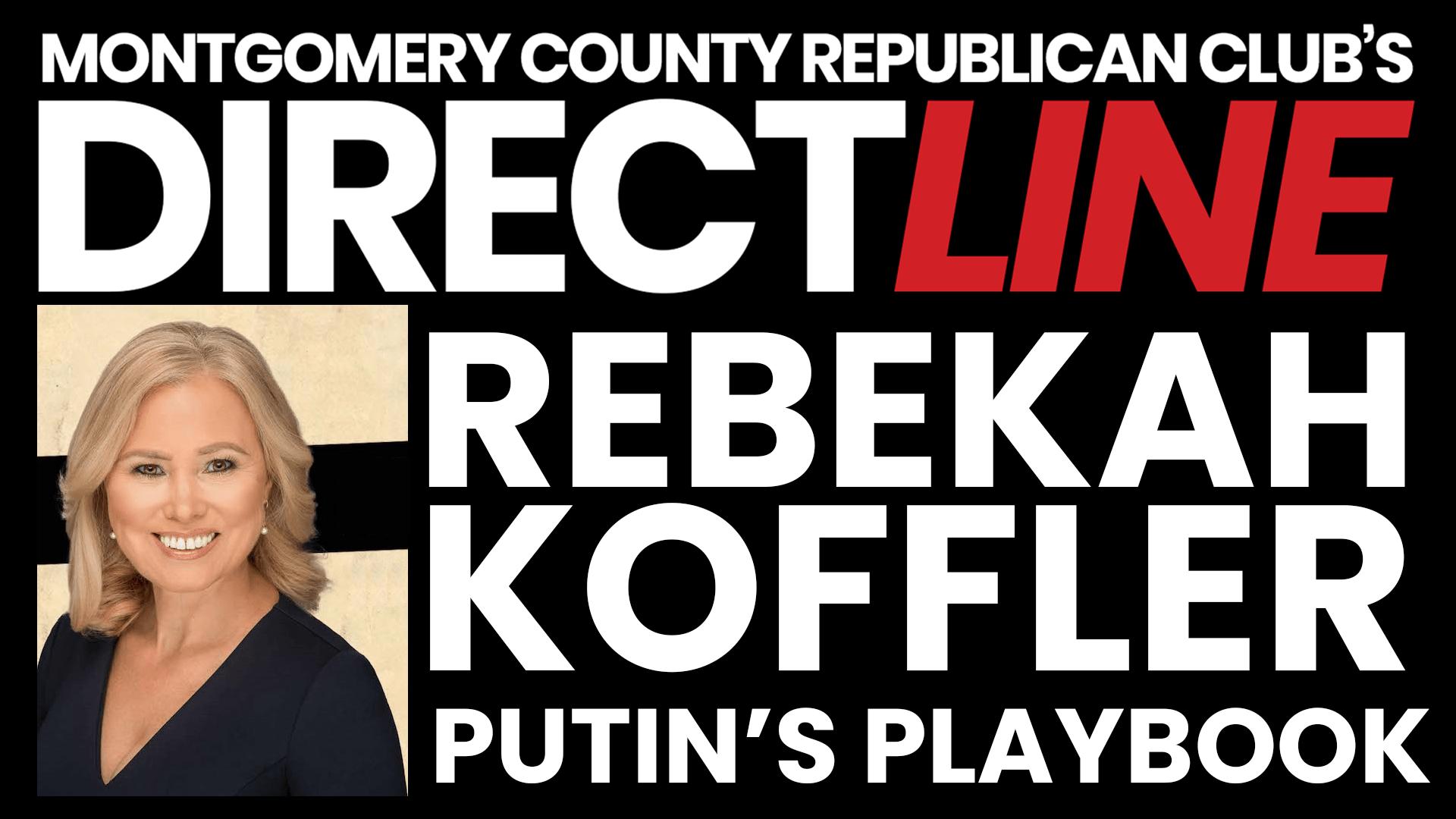 Rebekah Koffler