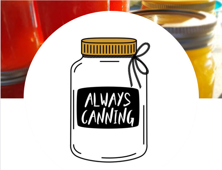 Always Canning
