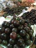 Look at these avocados! At the Nyaung Shwe Market