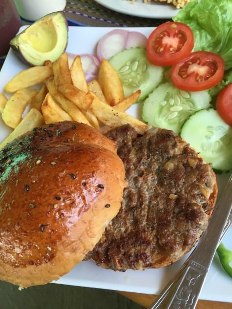 Mmm burger