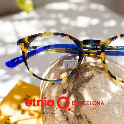 Etnia Barcelona eyewear available at Montgomery Vision Care ... of course!