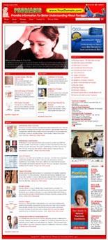 Psoriasis Niche Website