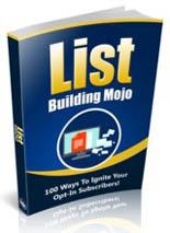 List Building Mojo