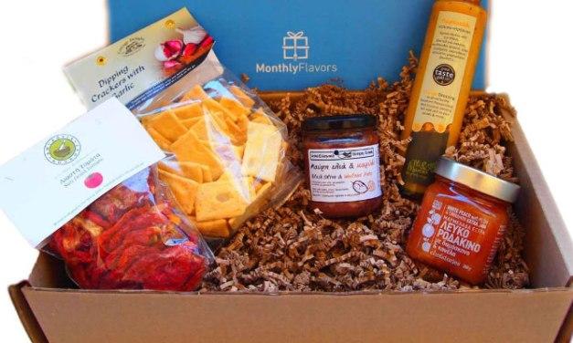 Food Box from Imathia, Attika & Mani