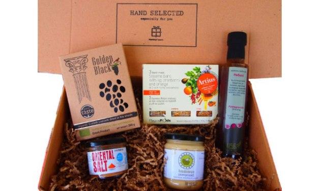 Food Box From Nemea, Attica & Messolonghi