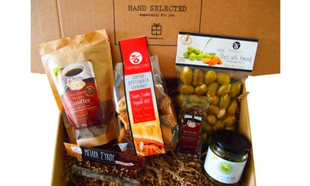 Food Box From Kymi, Attica & Crete