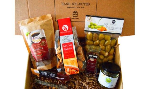 Food Box From Kymi, Attica & Crete