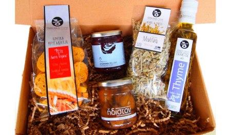 Food Box Attica & Crete