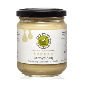 Amvrosia Gourmet Mediterranean Hummus