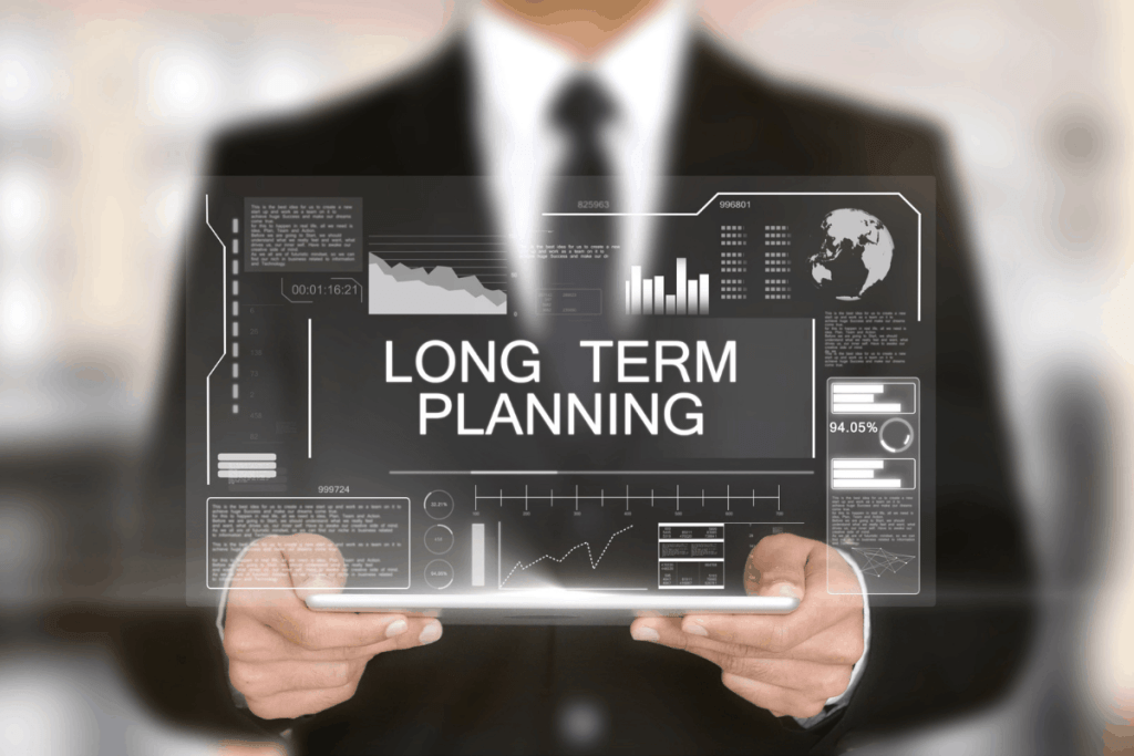 Long-term planning doesn't work