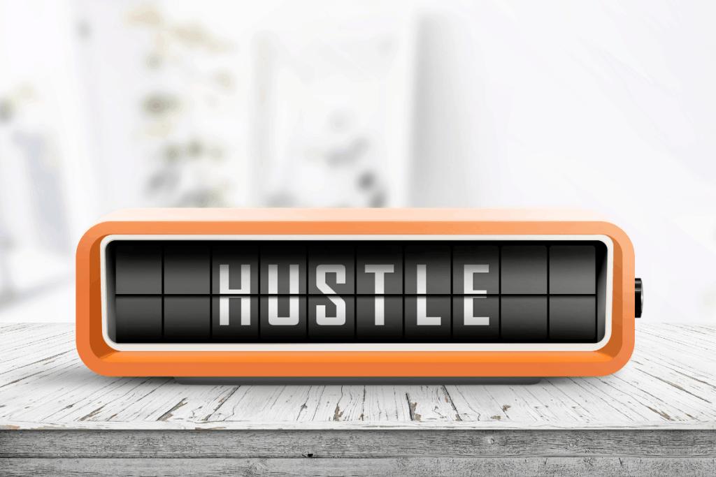hustle culture