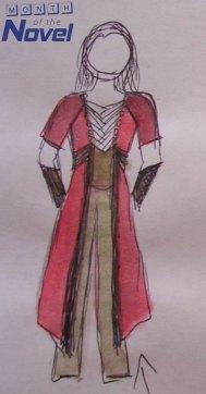 Costume Concept 1