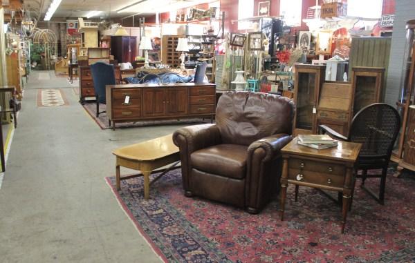 Antique Furniture Portland- Monticello Antique Marketplace
