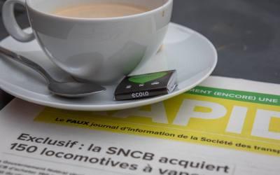 Montigny-le-Tilleul / Landelies : ACTION SAINT VALENTRAIN