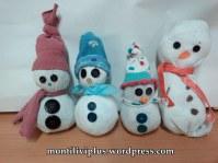 montilivi plus institut girona ninots de neu fets amb mitjons 01