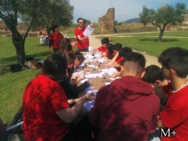 montilivi plus institut girona trobada llatí a Roses 18