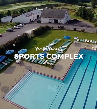 Family-Friendly Sports Complex