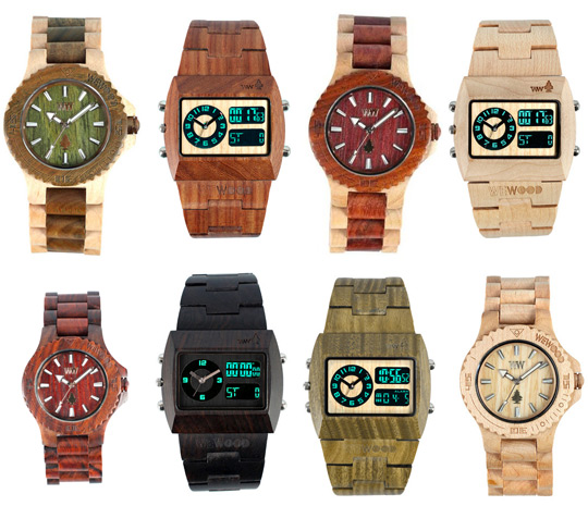 wewood wooden watch