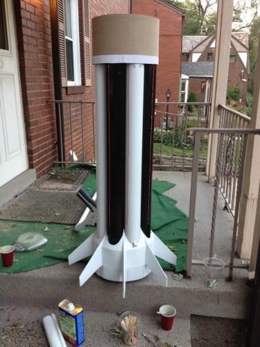 High Power Rocketry