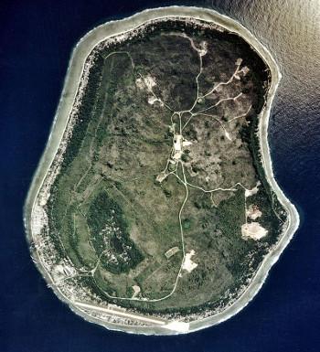 Nauru, une île paradisiaque