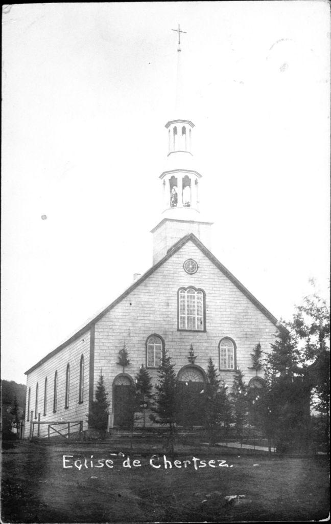L'église de Chertsez (éditée)