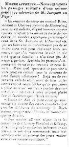 Courrier de St-Hyacinthe 22 février 1856