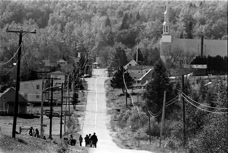 Rue de l'Église 1974