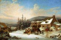 Maison typique de colons par C. Krieghof