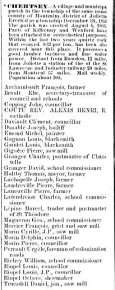 Lovell Directory 1871
