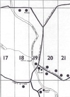 Plan du village Lafontaine