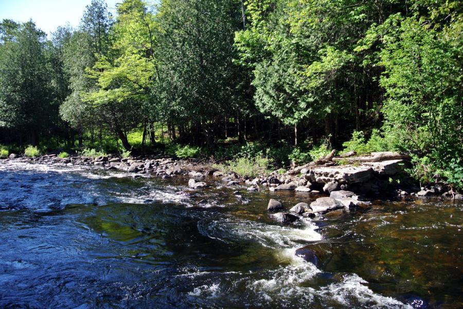 Vestiges de barrages