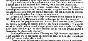 Journaux de L'Assemblée Législative 1857