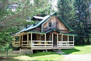 La maison de Magloire Granger, la plus vieille maison de Chertsey