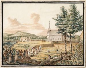 William Bent Berczy, la seigneurie d'Ailleboust