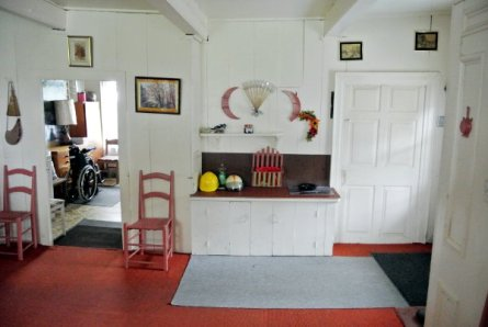 Manoir Panet - intérieur