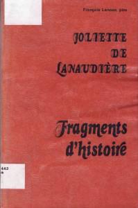 Fragments d'histoire, François Lanoue