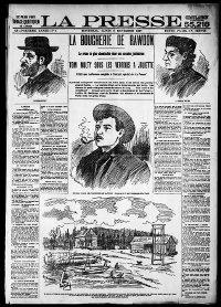 Chertsey dans la presse 1850-1900