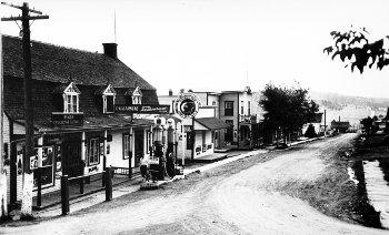 Rue de l'Église, Chertsey