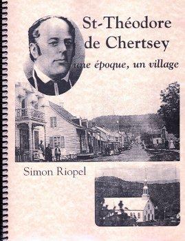 Simon Riopel - Histoire de Chertsey
