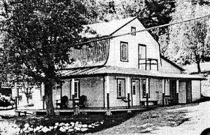 Le bureau de poste de Chantelle