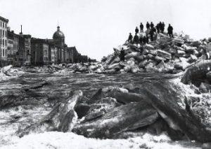 La débâcle à Montréal