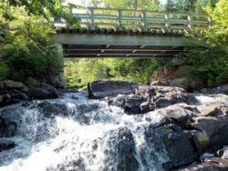 Rivière aménagée