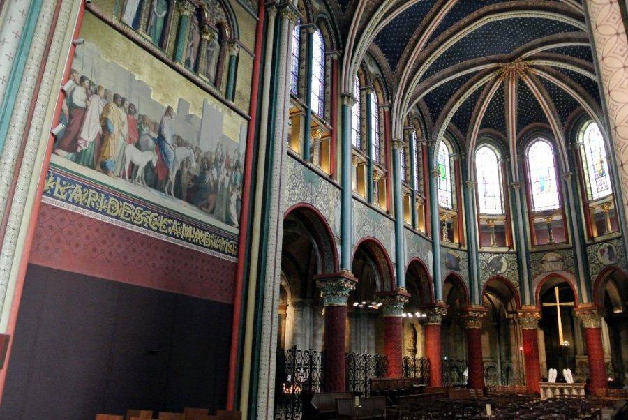 Saint-Germain-des-Prés restauré