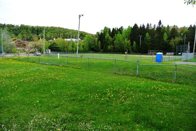 Le Parc Municipal: un immense terrain plat (3)