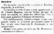 L'Étendard 16 février 1883