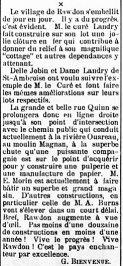 L'Étoile du Nord 13 juin 1901