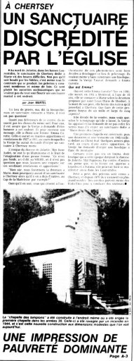 Le Soleil 10 août 1986